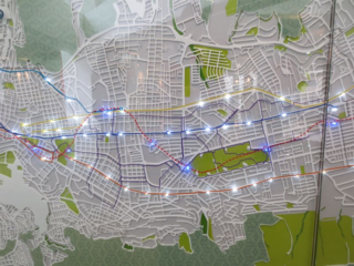 Quito's subway and BRT