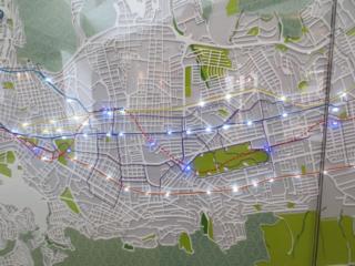 Quito's subway and BRT